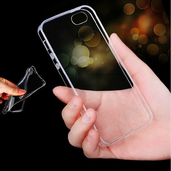 $0.69 Super Deal For iPhone 5 5S Cases Super Slim TPU Gel Phone Case For Apple iPhone 5 5S 5G Crystal Clear Back Cover iPhone5(China (Mainland))