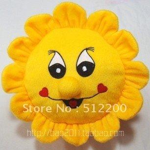 Sunflower cd package Cute CD Storage Bag 24pcs cd case cartoon