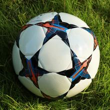 Size 5 Size 4 Adult Teenager Hand Sewing Training Football Ball Professional Football Match Europe Champions Soccer Ball(China (Mainland))