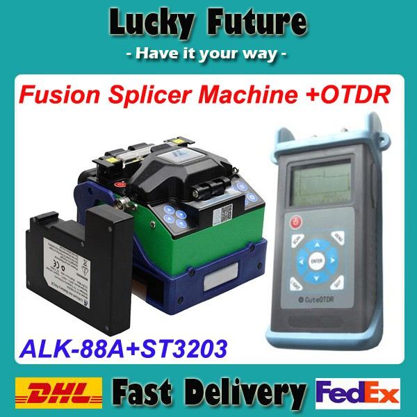 express frame white ALK-88A optic splicing machine 4