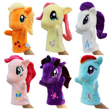 dolls Kids toys pokemon puppet show finger puppets Stuffed Plush Toys for animals Peppa plush horse ittlest pet shop 27cm(China (Mainland))
