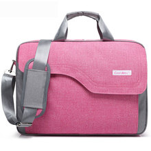 New style Waterproof Notebook Computer Bag For Apple for Macbook 15″ 17″ Laptop Bags High quality Laptop Cases DNB66