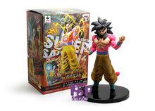 2016 High Quality Pop Japanese Anime Dragon Ball Z GT Action figure Dragon Ball Heroes Super Saiyan Goku Toy