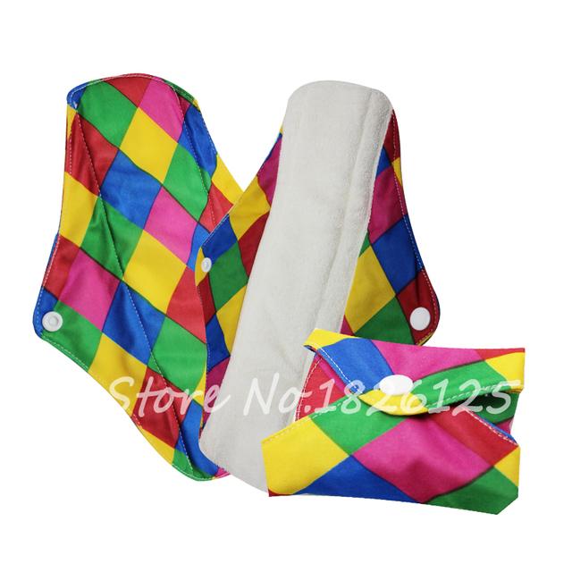 Mama's Cloth/Menstrual Pads/Liner,Sanitary Napkin,Bamboo Sanitary Pads