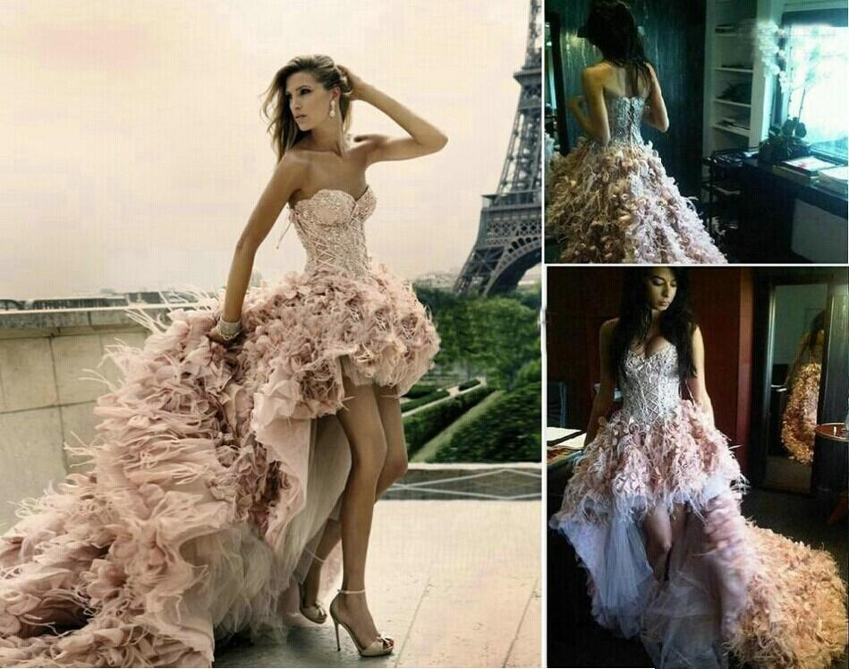 Online Get Cheap Feather Dress Wedding -Aliexpress.com - Alibaba Group