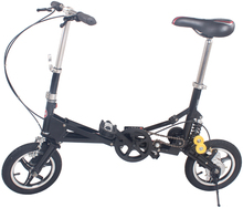 To  Singapore Japan asian free !! 12'' inch mini folding bicycle/folding bike  the special gift/ various color /portable bike(China (Mainland))
