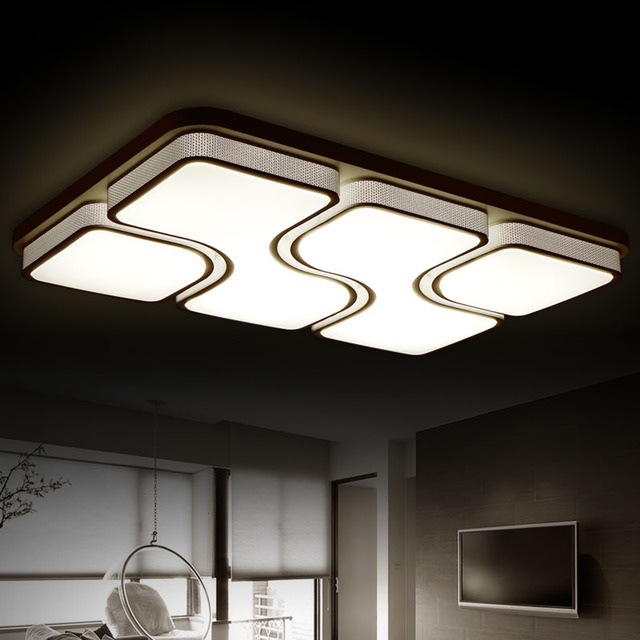 Modern ceiling light lamparas de techo plafoniere lampara - Lamparas de exterior led ...