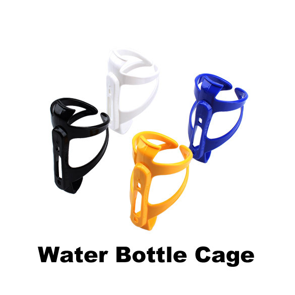 Colorful Plastic Bike Bicycle Water Bottle Holder Cages Rack Road Moutain Bike Bicycle Water Bottle Holding Cage Case N BHU2 <br><br>Aliexpress