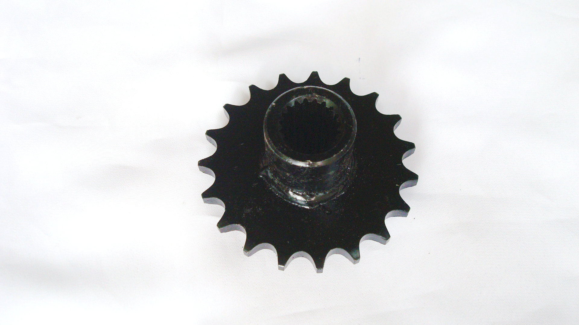 Car modified assembly accessories big ATV 150cc GY6 engine front sprocket small sprocket(China (Mainland))