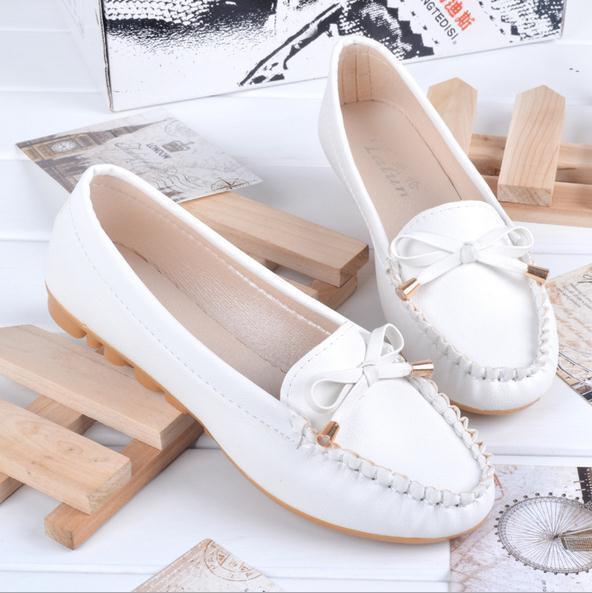 2015 случайные плоские туфли плоский каблук натуральная кожа Кожа PU является высокотехнологичным ...