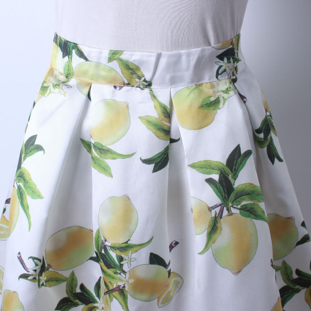 HTB1x9iIQFXXXXX1XpXXq6xXFXXXN - GOKIC 2017 Summer Women Vintage Retro Satin Floral Pleated Skirts Audrey Hepburn Style High Waist A-Line tutu Midi Skirt