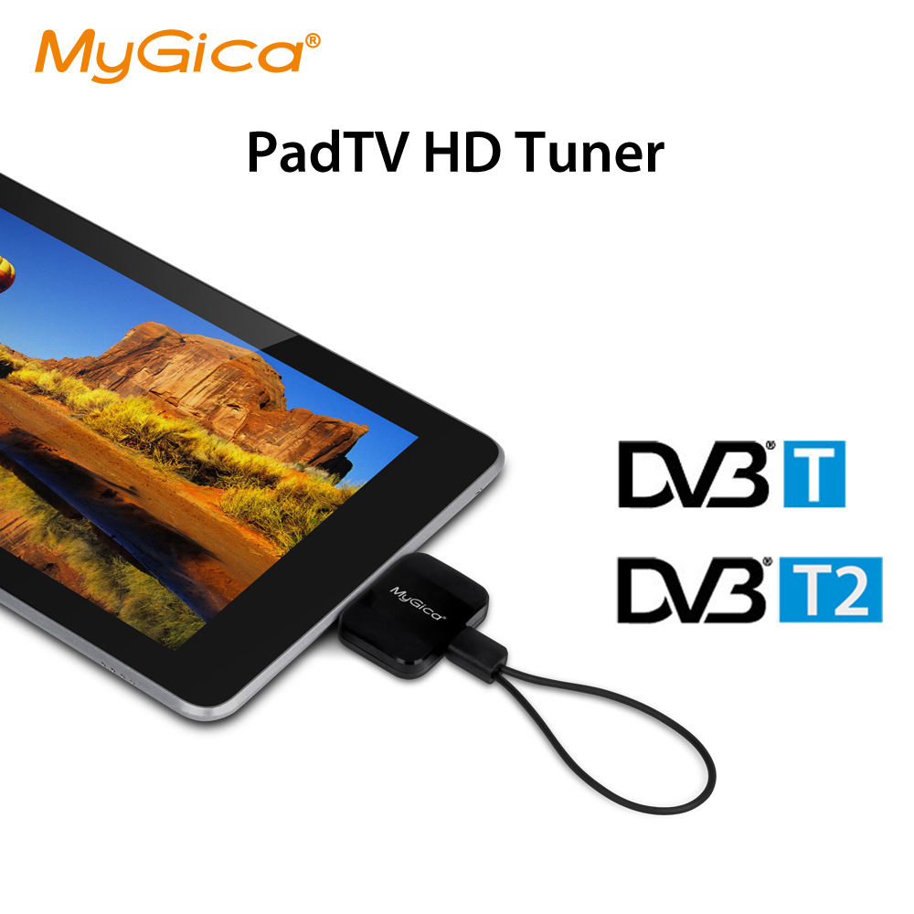 DVB-T2 android TV tuner Geniatech MyGica PT360 HD DVB T2 Receiver Pad TV receive satellite receiver mini USB dvb-t android phone(China (Mainland))