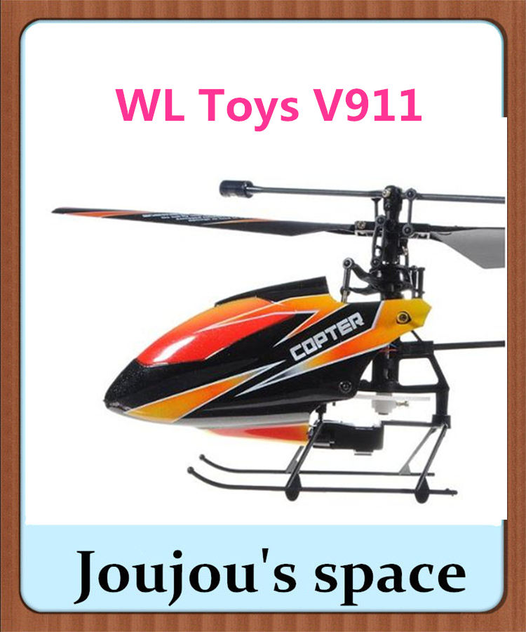 WL toys V911 helicopter radio control new virsion v911 helicopter for option hot sale rc helicopter v911(China (Mainland))