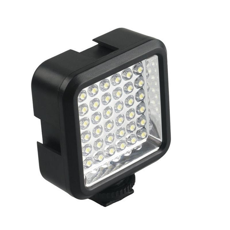 Gopro flash light Led Flash Fill Light Night Light For Gopro Hero 4 3+ 3 Session xiaomi yi SJCAM SJ4000 wifi for Sony camera(China (Mainland))