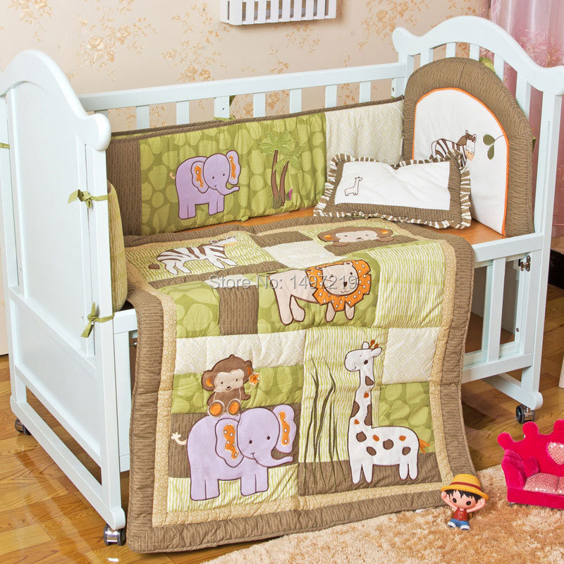 PH028 child cot bedding set for 1.2m mattress (1)