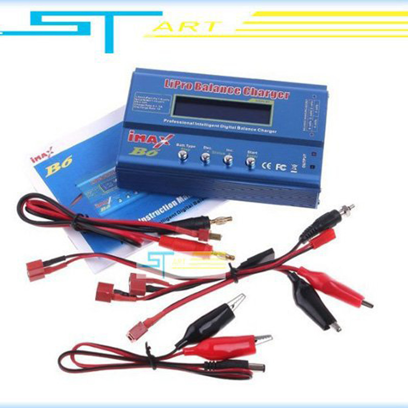 Good quality  IMAX B6 Digital Charger LIPO Battery Balance Charger  for 2s-3s 7.4v -22.2v battery free shipping<br><br>Aliexpress