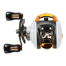12+1 Ball Bearings Baitcasting Reel Fishing Fly High Speed Fishing Reel with Magnetic Brake System High Quality Fishing Reels(China (Mainland))