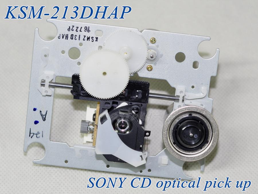 KSS-213D with mechanism KSM-213DHAP Optical Pickup Laser lens KSM213DHAP CD laser head