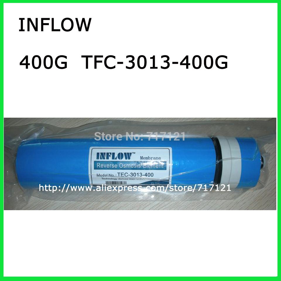 Гаджет  400 gpd reverse osmosis membrane INFLOW TFC-3013-400 blue ro membrane use in reverse osmosis water filter system 3pcs free ship None Бытовая техника
