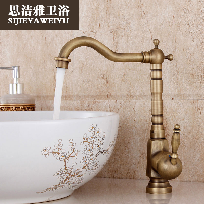 antique copper sinks promotion shop for promotional antique copper sinks on. Black Bedroom Furniture Sets. Home Design Ideas