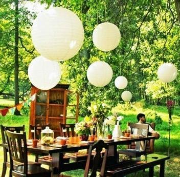 10 '' (25cm) 10Pcs/lot Chinese paper lantern, round lamp, Wedding Decor glim, festival decoration Lampion, party scaldfish(China (Mainland))