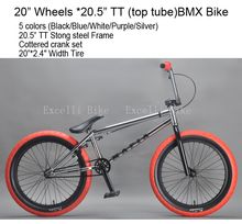 "Excelli MAFIABIKES 20"" X2.4"" x20.5 TT 360 GYRO Urban Cultures Street BMX Minini Bicicleta BMX V Break 2016 City Bike Free Style(China (Mainland))"