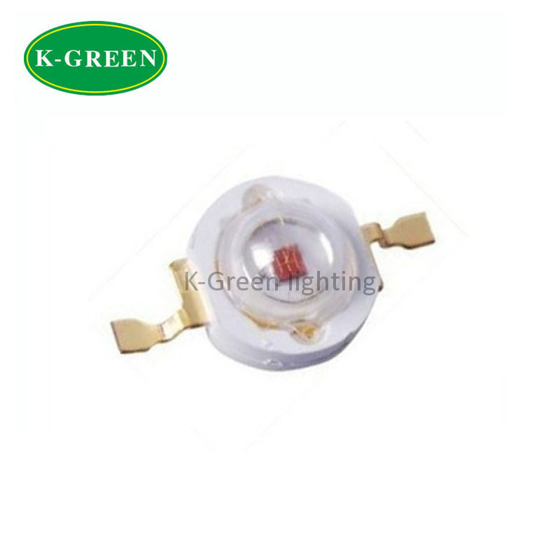 20~500X High power yellow (Amber) 588-593nm 1W/3W/5W high power led diode free shipping(China (Mainland))