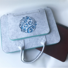Buy Wool Felt Laptop Case 11 12 13 14 15 17 Inch Laptop Bag Notebook Case Briefcase Handlebag Macbook Air Pro 13 Lenovo Cover for $12.75 in AliExpress store