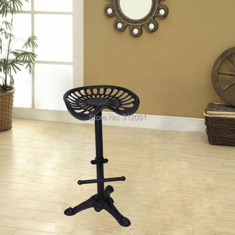 Online kaufen gro handel industrial style bar stools aus for Barhocker fahrrad