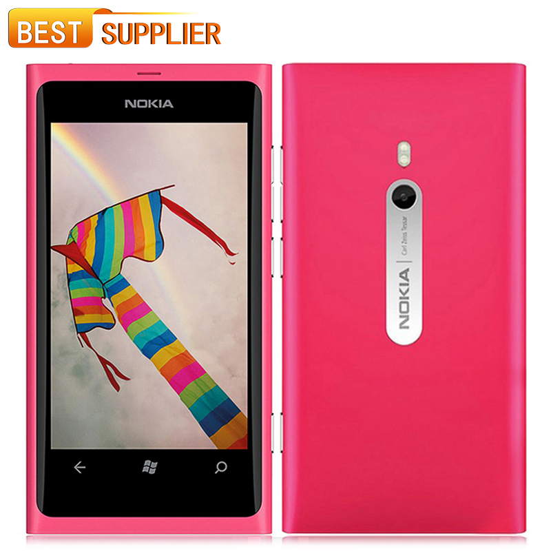 2016 Rushed Special Offer Bar Nokia Lumia 800 Smartphone for Windows Os 16gb Rom 8mp Wi-fi Gps Bluetooth Cell Phone In Stock!!(China (Mainland))