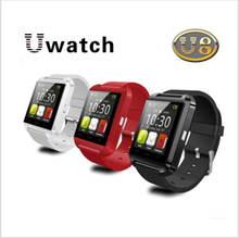 100% Original Smartwatch Bluetooth Smart Watch WristWatch U8 U Watch for Samsung HTC Huawei LG Xiaomi Support Sync Call Message