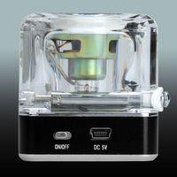 Аудио колонка 5 /hifi MP3/4 SD USB FM LCD Box FDA0860 #C5 SPEAKER