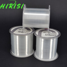 Nylon Line Nylon Fishing Line 500M 2-35LB Monofilament Line Japan Material Fishline for Carp fishing(China (Mainland))