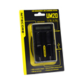 New Arrival Nitecore UM20 Smart Battery Charger LCD Display Battery Charger Universal Nitecore Charger with usb
