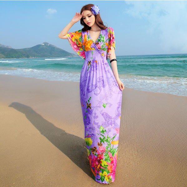 Женские летние платья на пуговицах