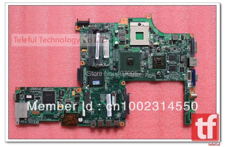 Motherboard for BENQ R55 R55V TW3 TW300 T60 Model with blue VGA port(China (Mainland))