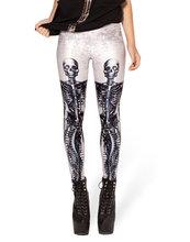 Buy Jeggings Women Slim Pants Digital Printing Mid-Calf Aor Legins Workout Fitness Active Leggins Just for $10.27 in AliExpress store