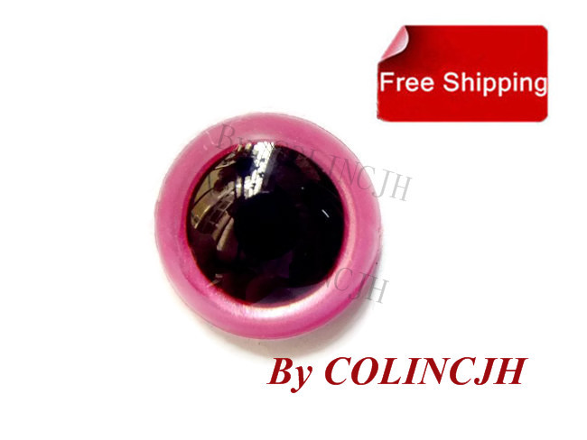 50pairs 8mm/9mm/10mm/12mm/15mm doll safety eyes doll making supply<br><br>Aliexpress