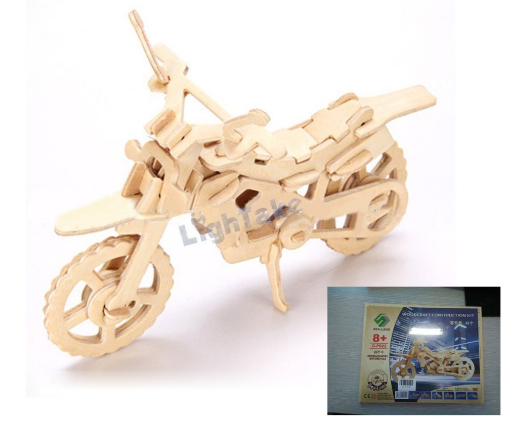 New Favourable Imaginative 3D Wooden toys 3d puzzle Jigsaw Anchiceratops Model Toy DIY Kit for Children and Adults Wooden Toys(China (Mainland))