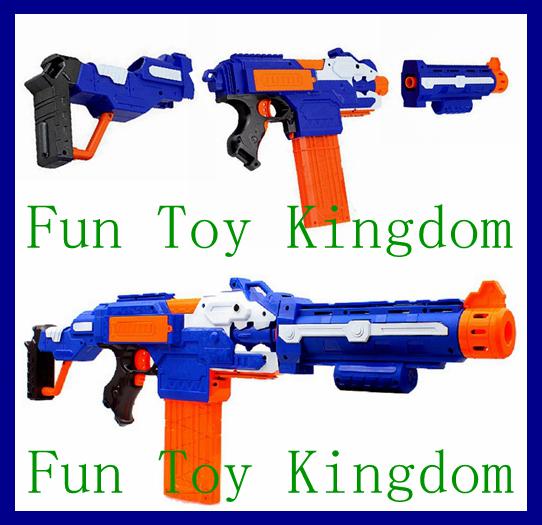NEW FUN!CS Game Shooting Nerf Air Soft Gun cheap Pistol Soft Bullet Gun Plastic Toys for boy gift Comes without original box(China (Mainland))