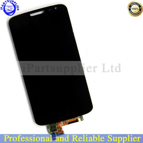 100% Original for LG G2 mini D620 D618 G2mini LCD screen display with touch screen digitizer frame bracket,Black or White