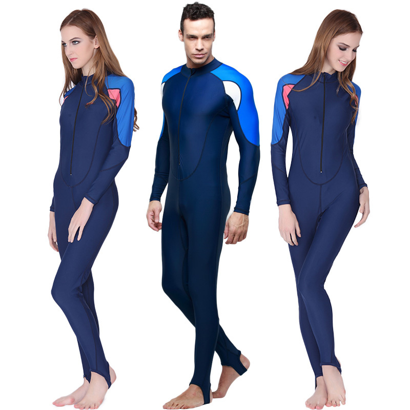 Anti-UV Polyester swimwear protective swiming suit tight - fitting water sport wetsuits unisex diving suit Hot-sales<br><br>Aliexpress