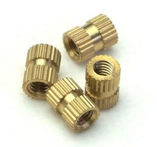 Get Injection of copper nut insert embedded parts knurled large wholesale<br><br>Aliexpress