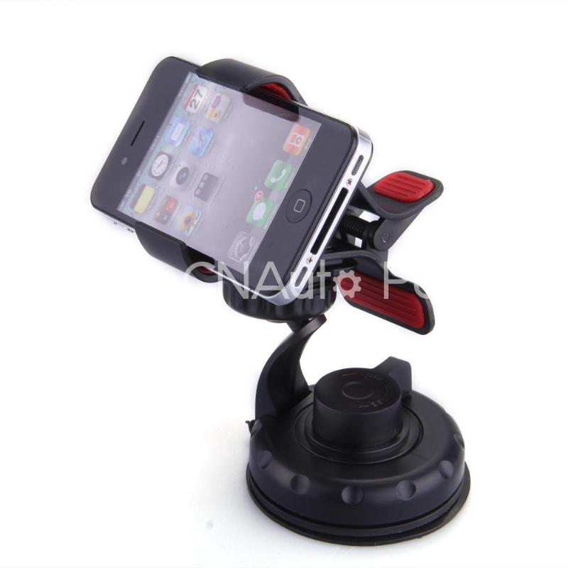 Car 360 degree Air Vent Holder Cradle Mount GPS Cell Mobile Phone iPhone - CN Auto Parts store