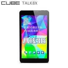 Newest Original Cube Talk 8x Talk8X Phone Call Tablet PC MTK8392 Octa Core IPS Dual Camera OTG GPS Wifi Bluetooth 4.0 WCDMA