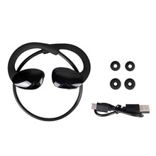 LANMU Mpow Black Cheetah Sport Bluetooth 4 1 Wireless Stereo Earbuds Headset Mic