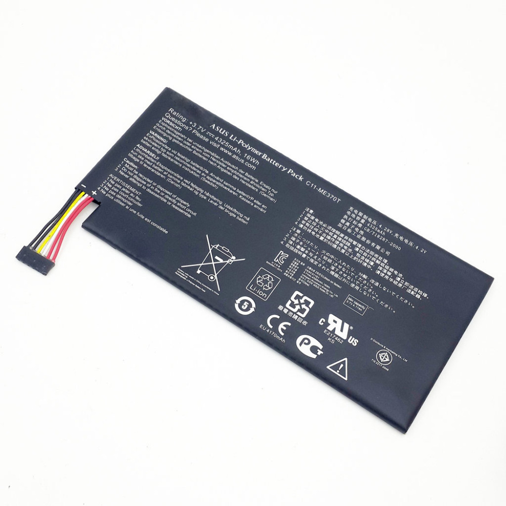 100% original battery for google ASUS nexus7 nexus 7 3.7v 4325mah C11-ME370T battery free shipping(China (Mainland))