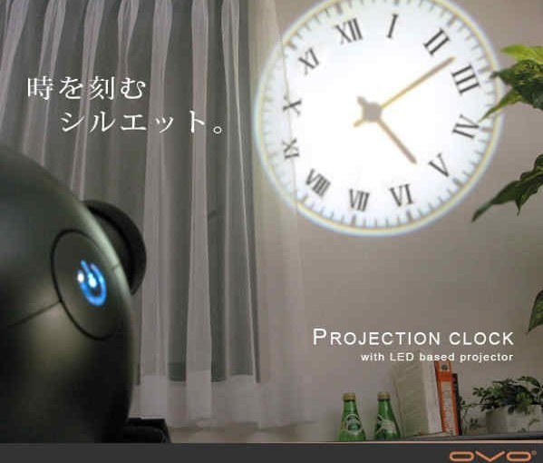 Hot sale The new LED Projection Clock Creative Home Garden with remote control function Characters projection clock(China (Mainland))