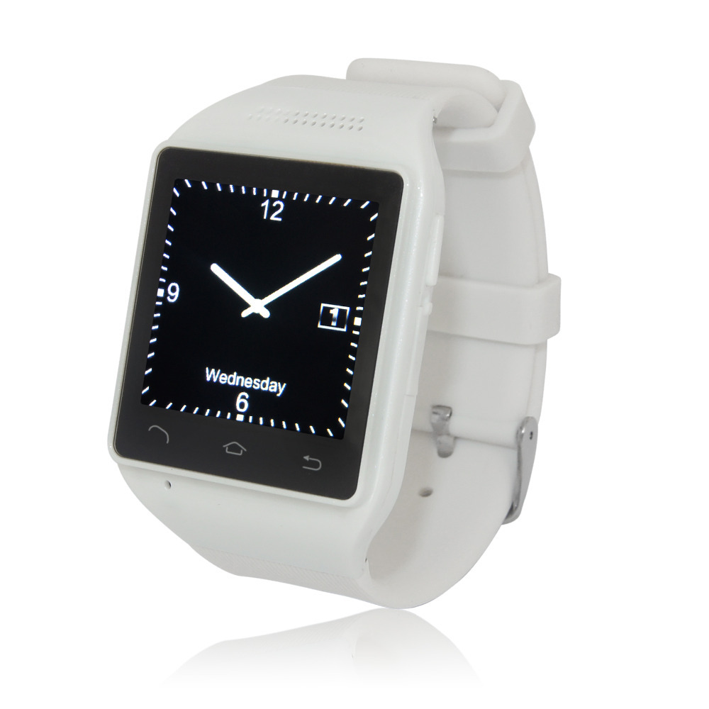 Free Shipping ZGPAX S18 Smart Watch 1.54 inch Capacitive Touch Screen Bluetooth GSM SmartWatch Mobile Phones MP3 FM Radio  <br><br>Aliexpress