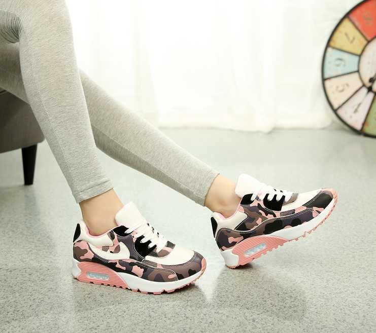2015-Camouflage-bottomed-sports-shoes-cushion-running-shoes-women-shoes-Sneakers (2)